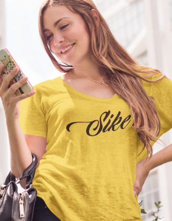 Sike-yellow-shirt